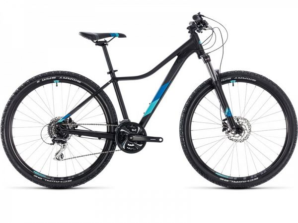 "Cube Access WS Exc 29"" sort - Dame MTB - 2018"