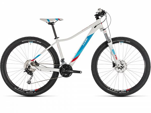 "Cube Access WS Pro 29"" hvid - Dame MTB - 2019"