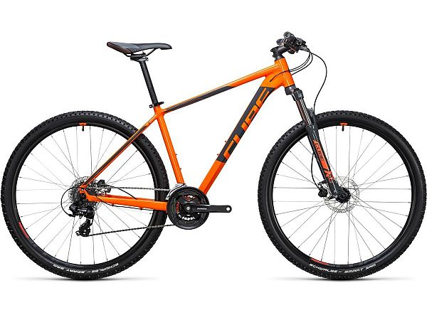 "Cube Aim Pro 27,5"" orange - MTB - 2017"