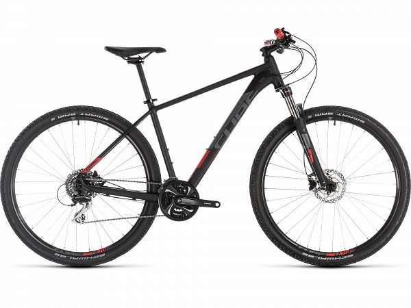 "Cube Aim Race 27.5"" sort - MTB - 2019"