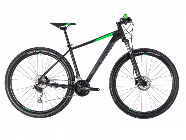 "Cube Aim SL 27.5"" sort - MTB - 2018"