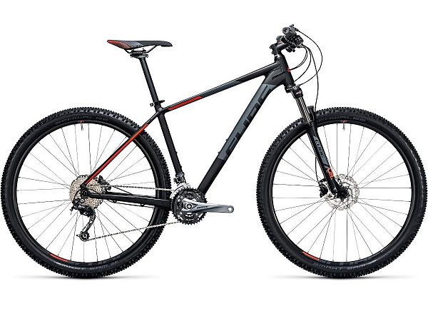 "Cube Aim SL 29"" sort - MTB - 2017"