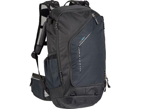Cube Edge Twenty Black Backpack