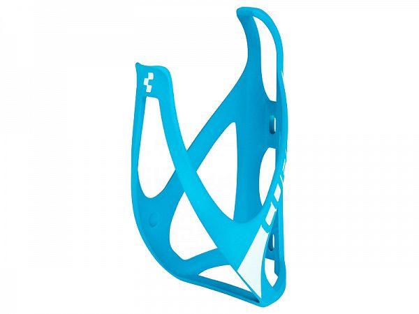 Cube HPP Flaskeholder, blå/hvid