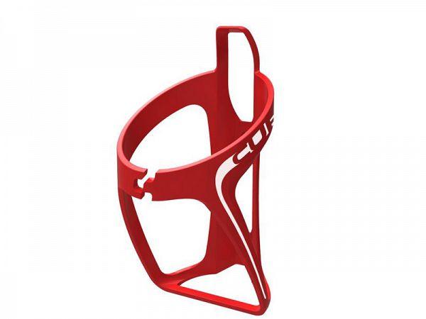 Cube HPP V1 Flaskeholder, rød/hvid