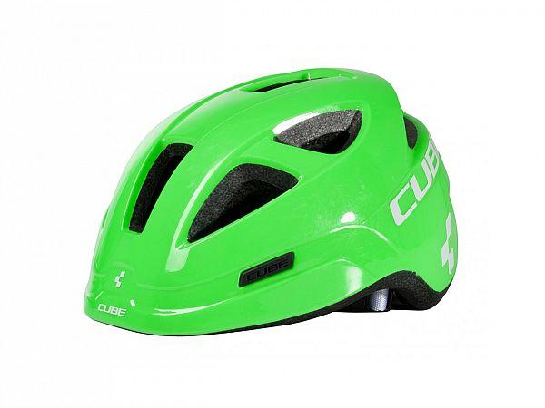Cube Pro Junior Cykelhjelm Green