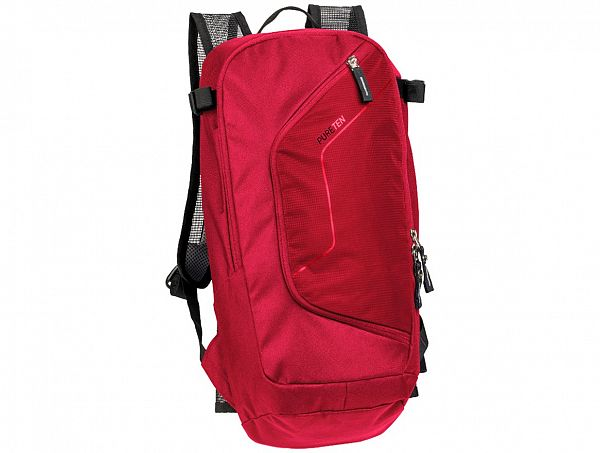 Cube Pure Ten Red Backpack