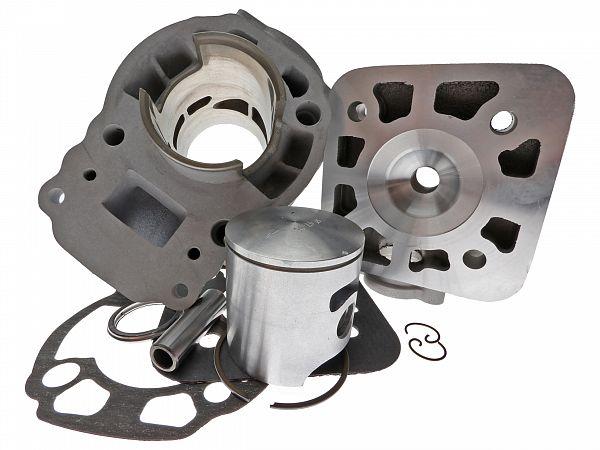 Cylinder kit - Barikit Racing-Alu 70ccm - 1 piston ring