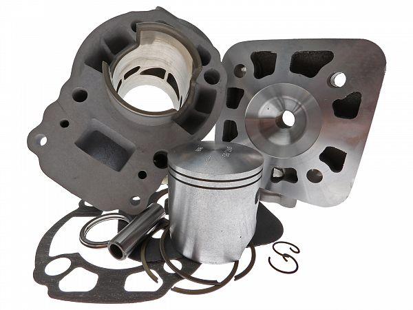 Cylinder kit - Barikit Racing-Alu 70ccm - 2 piston rings
