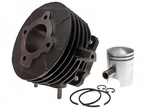 Cylinder med stempel - original