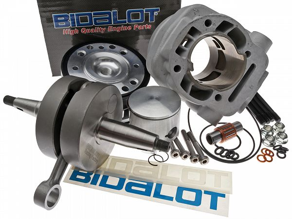 Cylinderkit - Bidalot Racing Factory Pack 96ccm WR