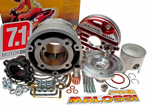 Cylinderkit - Malossi MHR Testa Rossa 94ccm - ø13mm