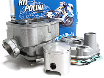 Cylinderkit - Polini Light Alloy 80ccm