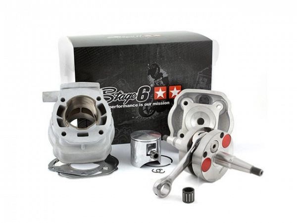 Cylinderkit - Stage6 Big Racing Pack 88ccm