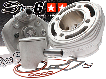 Cylinderkit - Stage6 Racing 70ccm MkII