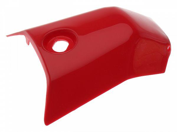 Dæksel over benzintank - TNT rødt