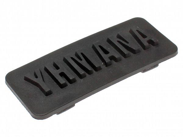 Dæksel til frontskjold, sort - Yamaha