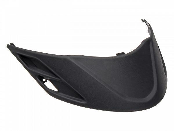 Dæksel til skjold under sæde - original