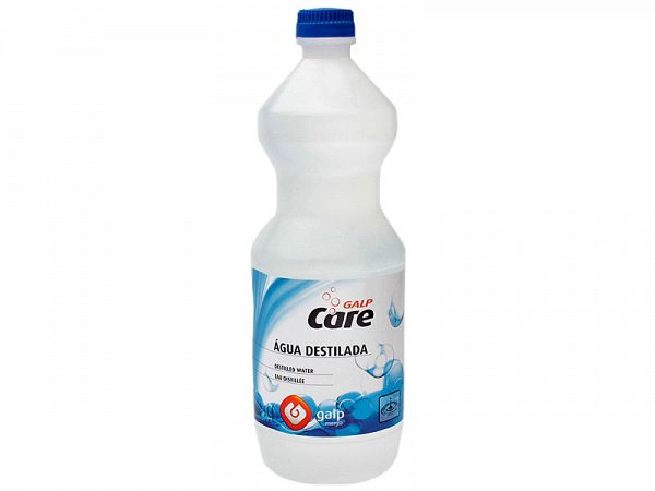 Demineralized Water - Galp Care - 1L