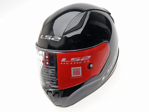 * DEMO * Helmet - LS2 FF353 Rapid Single Mono, matte black, xxx-large