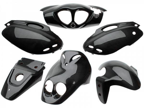 * DEMO * Shield set - Carbon look