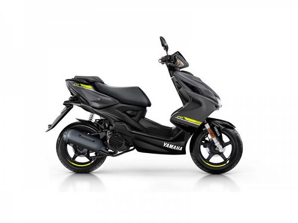 *DEMO* Yamaha Aerox 4 - matgrå - 45 km/t