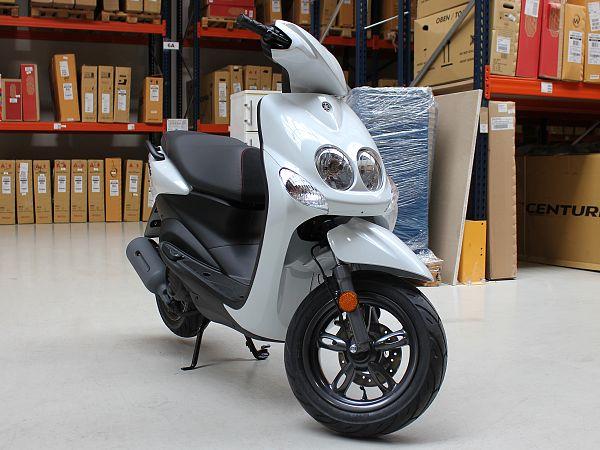 *DEMO* Yamaha Neo's - hvid - 45km/t - INKL. NUMMERPLADE