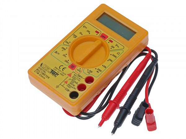 Digitalt Multimeter - Motoforce