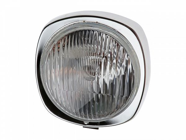 Dish for headlight