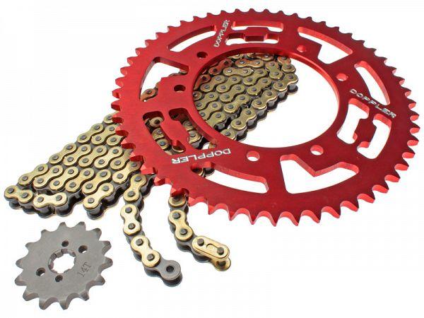 Doppler Chain Kit, red