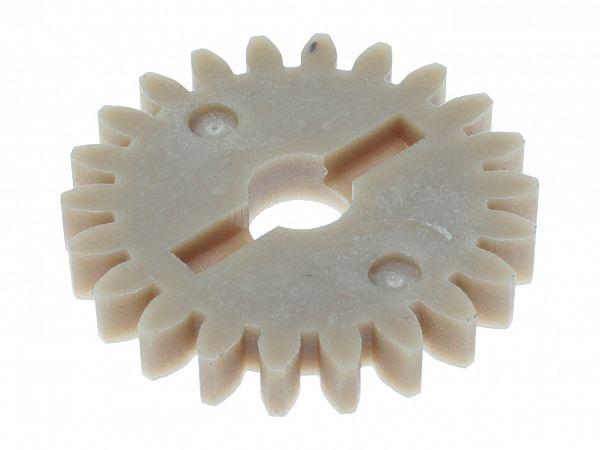 Drivhjul til oliepumpe, nederst - originalt