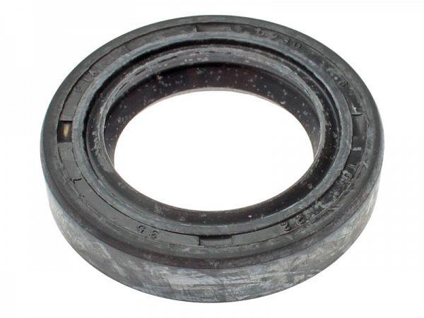 Dust seal for left front wheel bearing