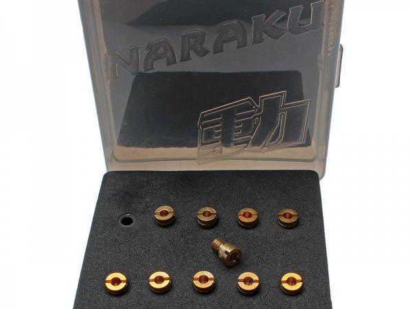 Dysesæt - Naraku M4 - 80-98