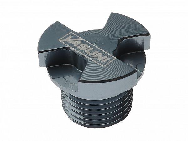 Engine screw for engine block - Yasuni Pro Race, gray