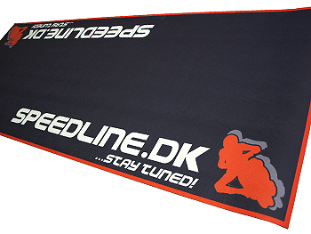 Environmental mat - Speedline 180 x 75cm