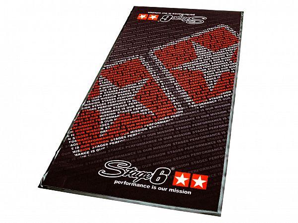 Environmental mat - Stage6 MkII 200 x 100cm