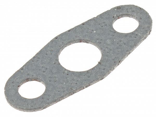 Exhaust gas secondary gasket