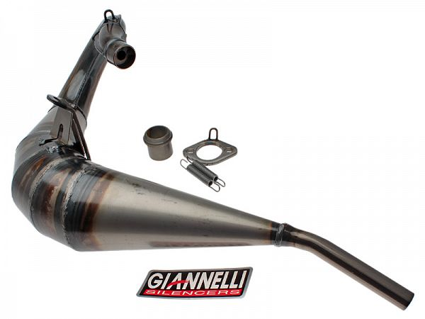 Exhaust - Giannelli Enduro
