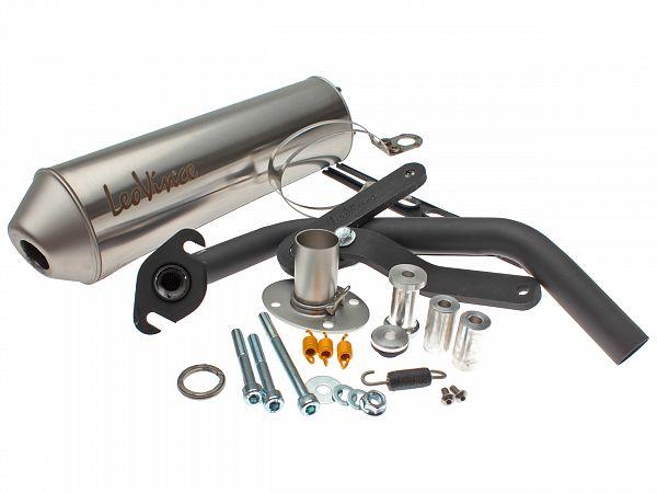 Exhaust - LeoVince Hand Made