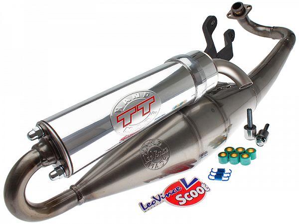 Exhaust - LeoVince TT
