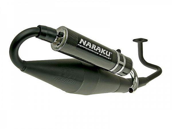 Exhaust - Naraku Crossover