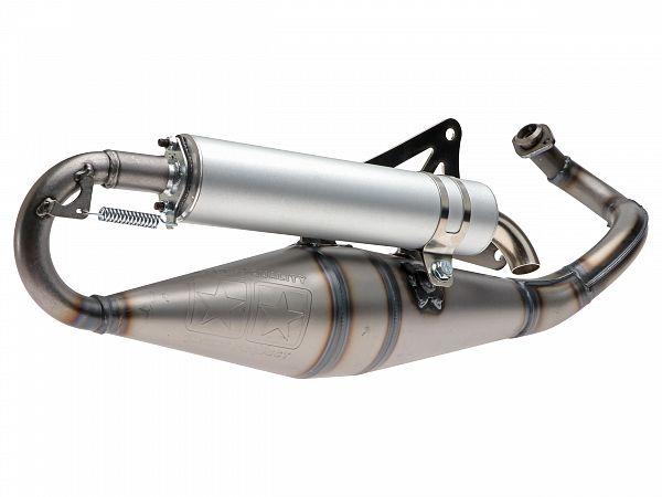Exhaust - Stage6 PRO REPLICA MkII, alu