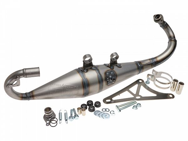 Exhaust - Stage6 PRO REPLICA MkII