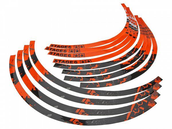Fælgbånd - Stage6 - 17 tommer