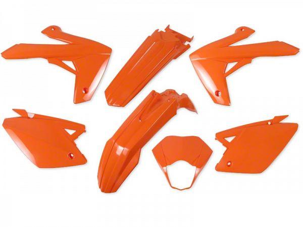 Fairing kit - Orange