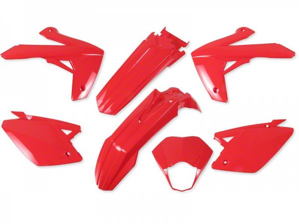 Fairing kit - Red