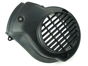 Fan shield on ignition - original