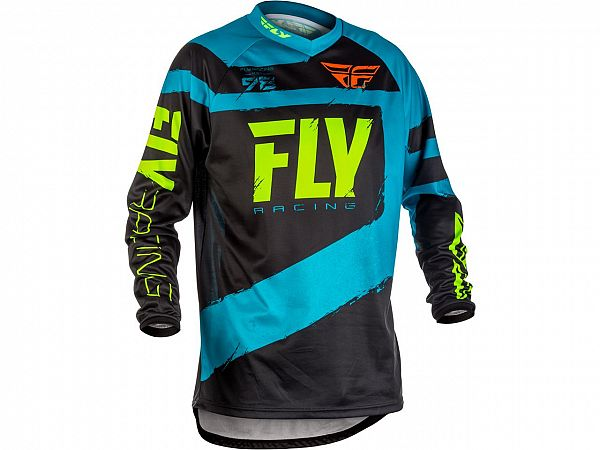 Fly F-16 Jersey Blue/Black Trøje