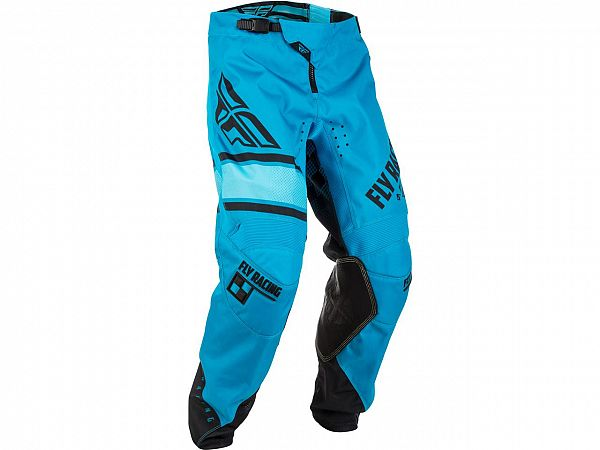 Fly Kinitic Blue/Black BMX/MX Bukser, 34