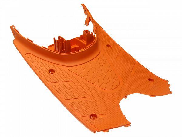 Fodplade - orange - original